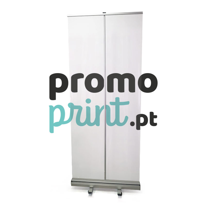 Roll-Up Divisória Transparente